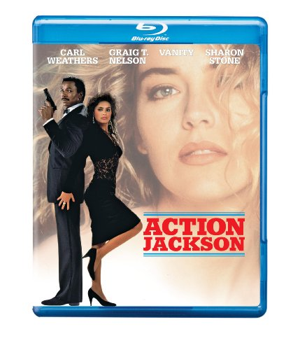 Action Jackson (BD) [Blu-ray]