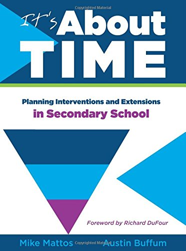 It s About Time Planning Interventions and Extensions in Secondary School PDF