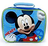 Lunch Bag Mickey Mouse Clubhouse Rectangle Insulated