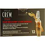 American Crew Hair Recovery Concentrate Ampoules - Pack of 12