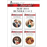 Harlequin Presents May 2014 - Bundle 1 of 2: The Only Woman to Defy Him\Gambling with the Crown\Secrets of a Ruthless...