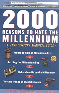 an overview of the millennium bug in the year 2000 The millennium bug that wasn't in the year 2000, we'll have flying cars with an all natural, all clean, nuclear power cell to carry us to and from work in the year 2000, we'll have homes that clean themselves and furniture made out of a space age polymer that we just hose down to clean.