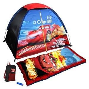 Disney Licensed 4 Piece Fun Camp Kit - Cars by Disney