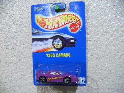 hot-wheels-1993-camaro-all-blue-card-202-clear-window-white-interior-by-hot-wheels