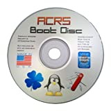 Ultimate Boot Disc CD - Advanced Repair & Recovery (ACRS) for DOS Windows 7 XP Vista 98 95 New 2011.3 Version Disk