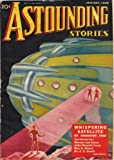 img - for Astounding Stories 1938 Vol. 20 # 05 January: Galactic Patrol (pt 5) / Ormoly of Roonerion / Dead Knowledge / Red Heritage / The Voice Out of Space / Pithecanthropus Rejectus / Whispering Satellite / The Mental Ultimate book / textbook / text book