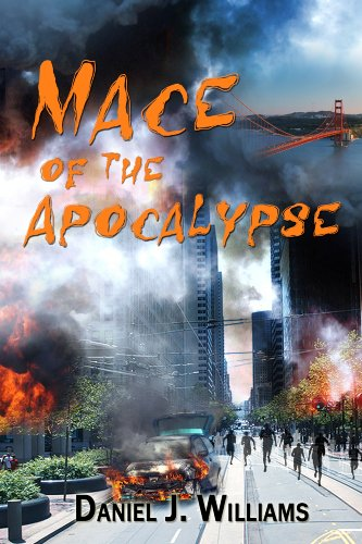 Faith will be lost. Lives will be surrendered. Heroes will rise.  Here's a free sample to help make sure you don't miss MACE OF THE APOCALYPSE, our Kindle eBook of the Day!