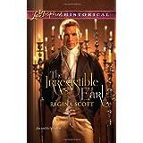 The Irresistible Earl (Love Inspired Historical) ~ Regina Scott