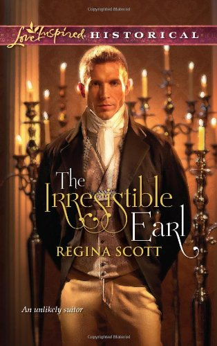Image of The Irresistible Earl (Love Inspired Historical)