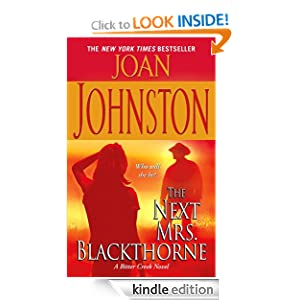 The Next Mrs. Blackthorne (A Bitter Creek Novel) Joan Johnston