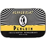 Penguin Caffeinated Peppermints, 1.75 oz Tins (Pack of 6)