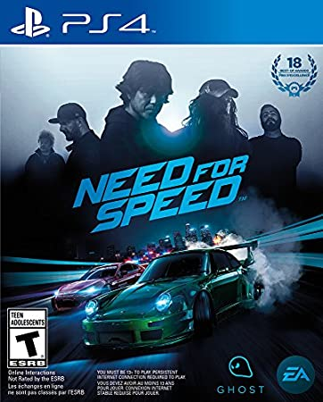 Need For Speed - PS4 [Digital Code]