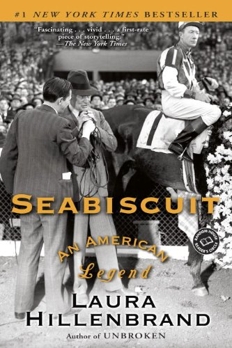 Seabiscuit by Laura Hillenbrand ebook deal