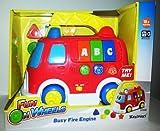 Camión infantil sonidos y formas