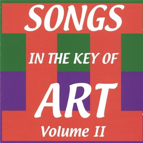 Songs in the Key of Art 2 by Greg Percy (2003-05-13)