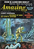 Amazing Stories, June 1968 (Volume 42, No. 1)