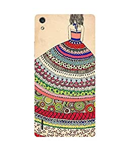 Dress Huawei Ascend P7 Case