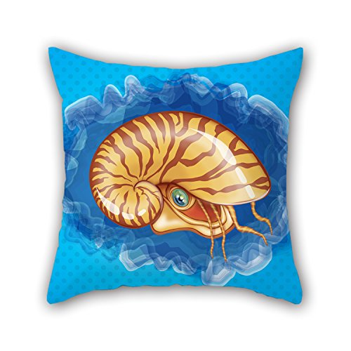 PILLO Worm Pillow Cases 20 X 20 Inches / 50 By 50 Cm Gift Or Decor For Deck Chair,sofa,bar,car Seat,deck