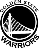 Golden State Warriors Nba Team Logo Vinyl Decal Sticker