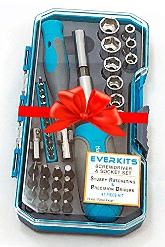 holiday sale screwdriver set precision regular ratcheting bits to. Black Bedroom Furniture Sets. Home Design Ideas