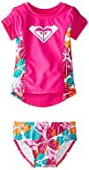 Roxy Baby-Girls Infant Floral Rashgua…
