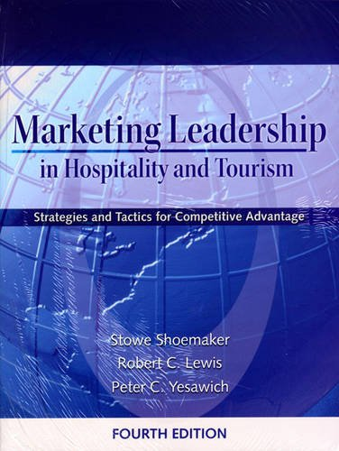 MARKETG LEADERSHIP HOSPITALITY&TOURSM&CD PK (4th...