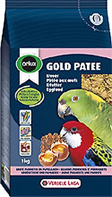 Image of Orlux Gold Patee Rearing Food For Parakeets 1Kg 1000G (B000LXR7KM)