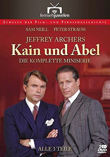Kain und Abel - Der komplette 3-Teiler (Fernsehjuwelen) [2 DVDs]