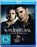 Supernatural - Staffel 7 [Alemania] [Blu-ray]