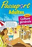 Passeport Adultes - Sp�cial culture g...