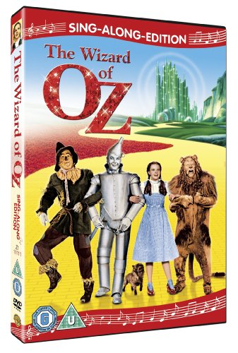The Wizard Of Oz (includes Sing-Along Version) [DVD] [1939]