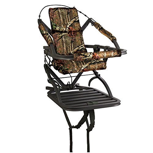 Read About Summit Treestands Titan SD Climbing Treestand, Mossy Oak