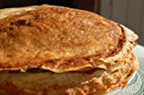 Russian Original Handmade Blini 10in diameter special make 10 pieces FRESH for each order.
