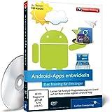 """Android-Apps entwickeln - Grundlagen und Praxisbeispiele zu den Versionen 2, 3 und 4von """"Galileo Press"""""""