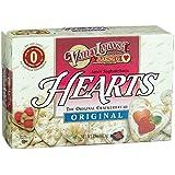 Valley Lahvosh Hearts Crackerbread, Original, 4.5 Oz (Pack of 4)