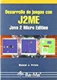 img - for Desarrollo de Juegos con J2me: Java 2 Micro Edition book / textbook / text book