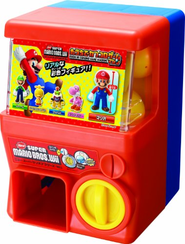 Cap roller game machine in the NEW Super Mario Bros. Wii a house (japan import)