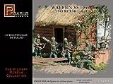 1/72 WW.II ドイツ軍 武装親衛隊フィギュアセット1