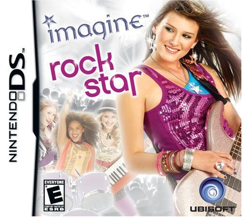 Imagine Rock Star - Nintendo Ds front-264100