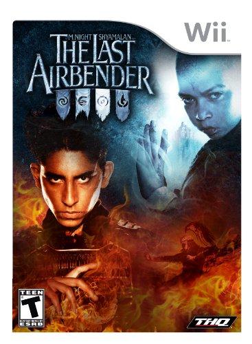 Last Airbender - Nintendo Wii - 1