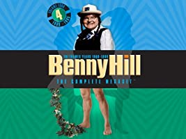 The Benny Hill Show Season 4