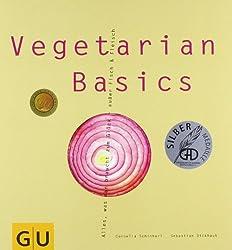 Vegetarian Basics (GU Basic cooking)