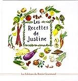 echange, troc Justine Gérard, Sarah Blomfield - Les recettes de Justine