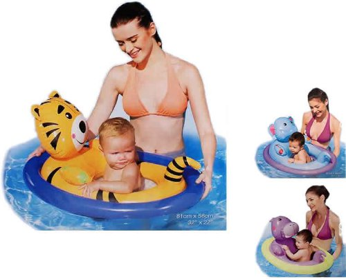 Bestway Lil' Animal Pool Float, 32 x 22""