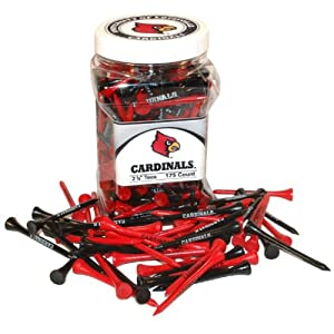 Buy Louisville Cardinals 175 IMPR Tee Jar from Team Golf by Team Golf
