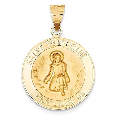14k-lucido-e-satinato-s-pellegrino-medaglia-pendant