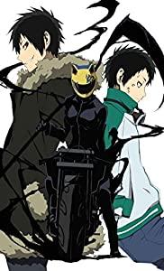 【Amazon.co.jp限定】 デュラララ!!×2 転 1 (完全生産限定版)(クリアブックマーカー付) [Blu-ray]