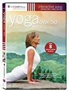 Yoga over 50 - with 8 Routines