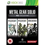 METAL GEAR SOLID HD COLLECTION XBOX EN PEGI EU