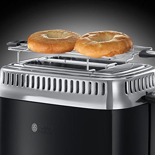 russell hobbs fr hst ck set 3 tlg kaffeemaschine wasserkocher toaster retro classic noir. Black Bedroom Furniture Sets. Home Design Ideas